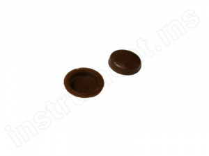 Заглушка на анкер коричневая (100 шт)
