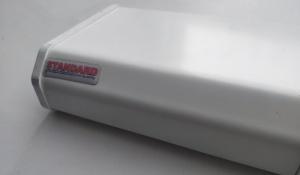Подоконник Стандарт Белый 150мм